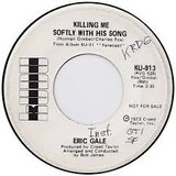 Killing Me Softly With His Song - Eric Gale
