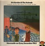 Newcastle-on-Tyne, December 1963 - Eric Burdon & the animals