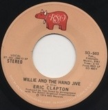 Willie And The Hand Jive - Eric Clapton