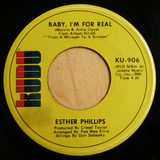 Baby, I'm For Real - Esther Phillips