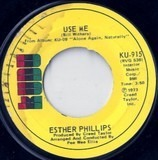 Use Me / Let Me In Your Life - Esther Phillips