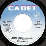 Losers Weepers - Part 1 / Weepers - Etta James
