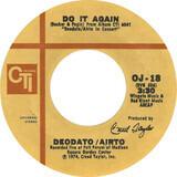 Do It Again / Branches (O Galho Da Roseira) - Eumir Deodato / Airto Moreira