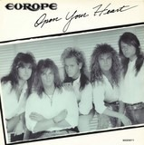 Open Your Heart - Europe