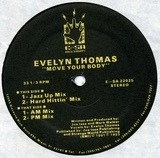 Move Your Body - Evelyn Thomas