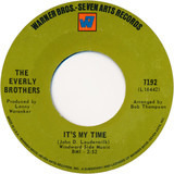 It's My Time - Everly Brothers