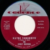 Wake Up Little Susie / Maybe Tomorrow - Everly Brothers
