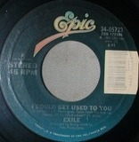 I Could Get Used To You - Exile