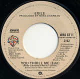You Thrill Me / One Step At A Time - Exile