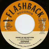 Point Of No Return / Come Go With Me - Exposé
