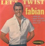 Let's Twist With Fabian - Fabian