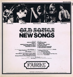 Old Songs, New Songs - Family
