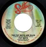 The Fat Boys Are Back - Fat Boys