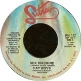 Sex Machine / Human Beat Box, Part III - Fat Boys