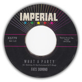 What A Party / Rockin' Bicycle - Fats Domino