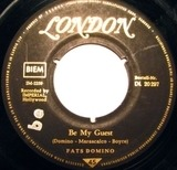 Be My Guest / I've Been Around - Fats Domino