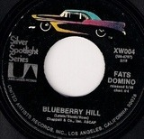 Blueberry Hill / Bo Weevil - Fats Domino