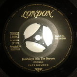 Jambalaya (On The Bayou) / I Hear You Knocking - Fats Domino