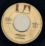 Jambalaya / Blueberry Hill - Fats Domino