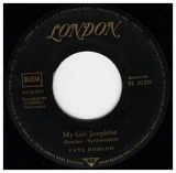 My Girl Josephine / Natural Born Lover - Fats Domino