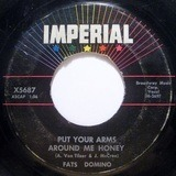 Put Your Arms Around Me Honey / Three Nights A Week - Fats Domino