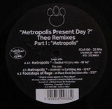 Metropolis Present Day? Thee Remixes Part I: 'Metropolis' - Felix Da Housecat