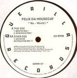 Nu - World ! - Felix Da Housecat