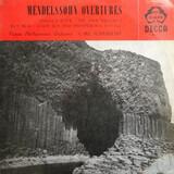 Mendelssohn Overtures - Mendelssohn-Bartholdy
