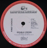 Double Cross / Sittin' Pretty - First Choice