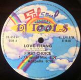 Love Thang (DJ Tools) - First Choice
