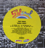 Double Cross - First Choice