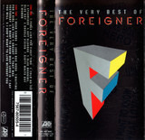 The Very Best Of Foreigner - Foreigner