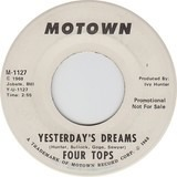 Yesterday's Dreams - Four Tops