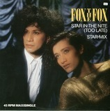 Star In The Night (Too Late) - Fox The Fox