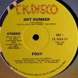 Hot Number - Foxy