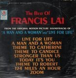 The Best Of Francis Lai - Francis Lai