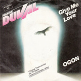 Give Me Your Love / Ogon - Frank Duval