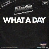 What A Day - Frank Duval Featuring Peter Bischof
