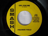 You're Ready Now / Cry For Me - Frankie Valli