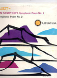 Mountain Symphony - Symphonic Poem No. 1 / Tasso - Symphonic Poem No. 2 - Franz Liszt