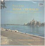Missa Choralis - Liszt