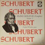 Piano Sonatas (Complete) Volume 2 - Schubert / Friedrich Wührer