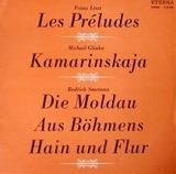 Les Preludes / Die Moldau - Franz Liszt / Bedřich Smetana , Gewandhausorchester Leipzig / Václav Neumann