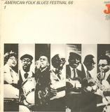 American Folk Blues Festival 66 (1) - Freddie Below / Jack Myers a.o.