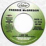 I Love You - Freddie McGregor