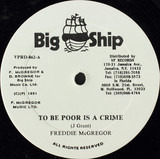 To Be Poor Is A Crime - Freddie McGregor