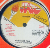 Come And Take It / Dread Locks Party - Freddie McGregor / Toyan