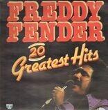 20 Greatest Hits - Freddy Fender