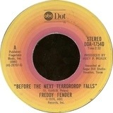 Before The Next Teardrop Falls / Waiting For Your Love - Freddy Fender