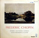 Etüden · Nocturnes · Scherzo - Frédéric Chopin - Adam Harasiewicz